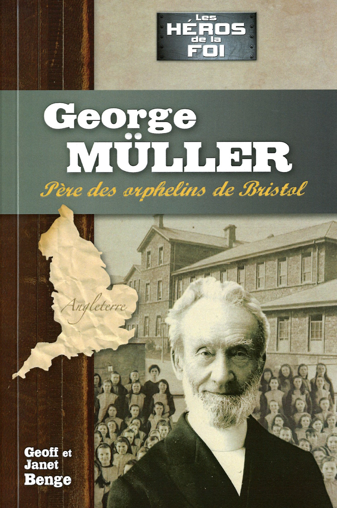 Muller George couv