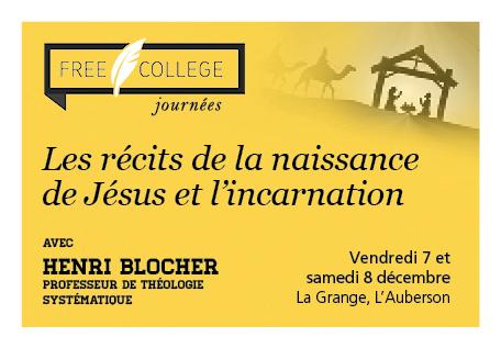 FREE college: Les récits de la naissance de Jésus