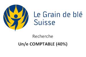 Publicité comptable Grain de Blé