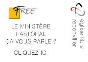 L'Eglise évangélique Libre de Reconvilier (FREE) recherche un ou une PASTEUR(E)