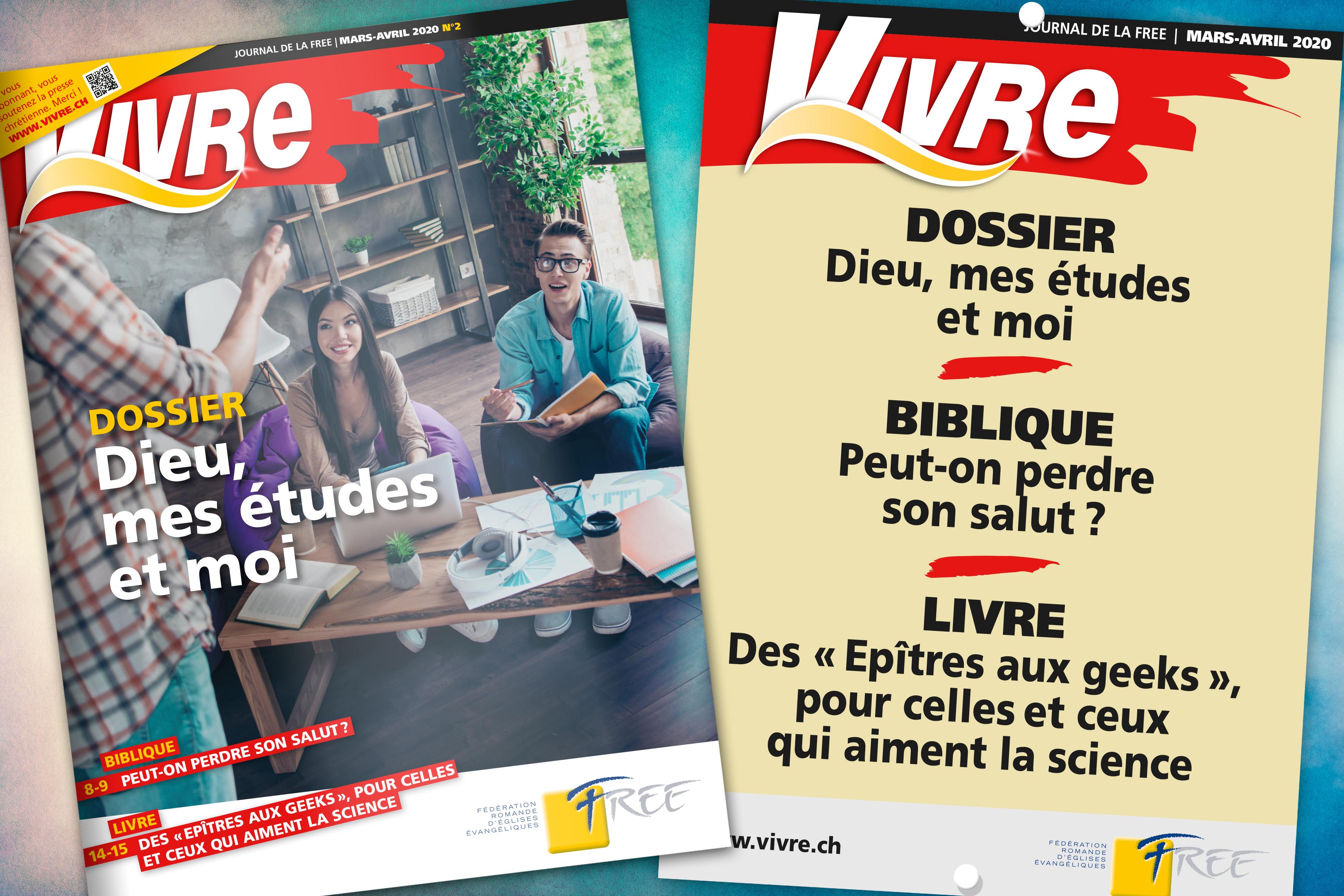 Journal Vivre