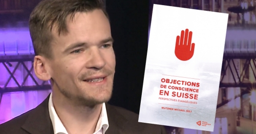 Michael Mutzner: « L'objection de conscience et les évangéliques » (Une émission TV Ciel ! Mon info)