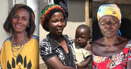 RDC : portraits de femmes au bénéfice des microcrédits du CEMADEF