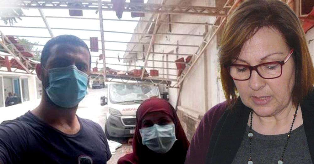 Explosion de Beyrouth: la cofondatrice de l'association Tahaddi, Catherine Mourtada, témoigne