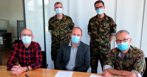 La FREE signe une convention avec l'Aumônerie de l'armée
