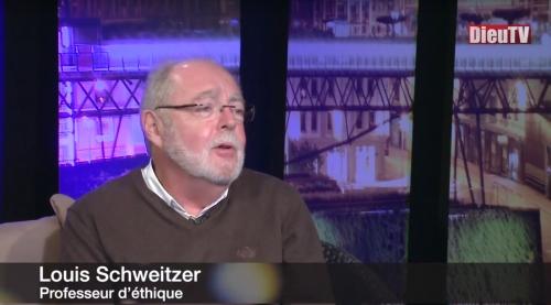 Ciel ! Mon info : « Louis Schweitzer et les fondements de l'éthique chrétienne »