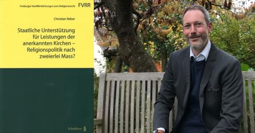 Vaud: pour Christian Reber, l'Etat discrimine les communautés religieuses minoritaires au profit des Eglises reconnues