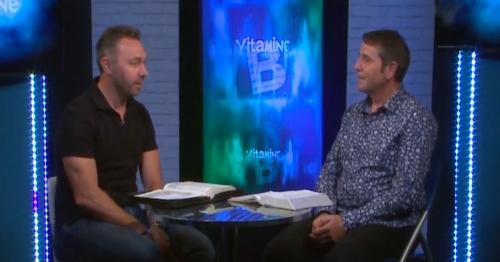Vitamine B sur DieuTV: à l'approche de la 400e avec le pasteur Gilles Geiser