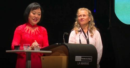 La conférence de Kim Phuc Phan Thi, « La fille de la photo » en accès libre sur DieuTV