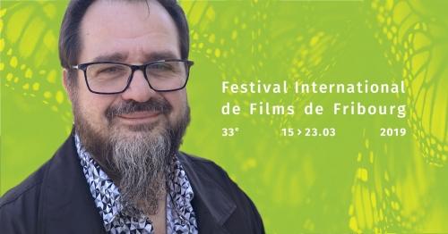 Jean-Luc Gadreau, pasteur évangélique, préside le Jury œcuménique du Festival international de films de Fribourg