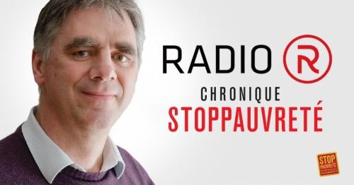 «Jean-David Knüsel: 'Vivre dans la communauté des solutions aux problèmes du monde' », une chronique StopPauvreté/Radio R de Serge Carrel