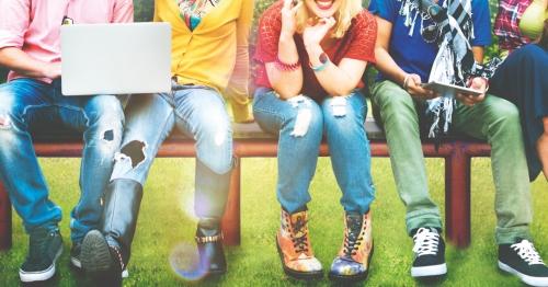 « Rejoindre la jeune génération »