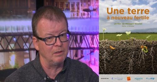 «Une terre à nouveau fertile», un documentaire à découvrir avec Roger Zürcher sur Ciel! Mon info